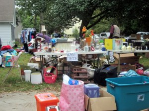 yardsale blog