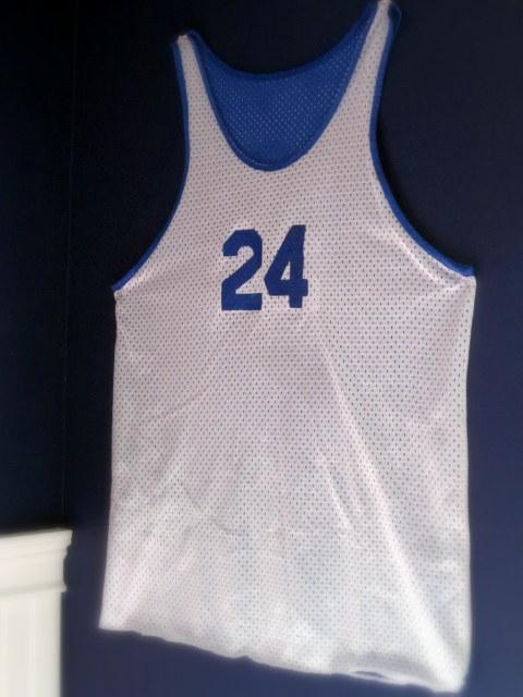 Daves bball jersey
