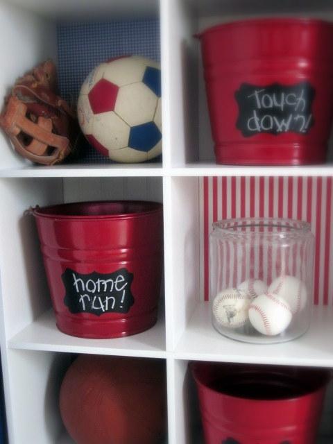 shelf - labels